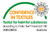 Codfidence in textiles.