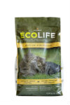 Testfakta test kattsand EcoLife original.