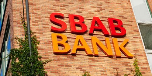 Storbankerna sankt ranta i december