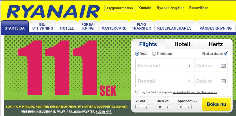 Flera av flygbolaget Ryanairs piloter varnar för att deras hårda  arbetsvillkor kan påverka flygsäkerheten. 9c4f97d4b1ebc