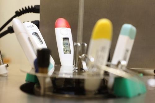 Håll koll på febern med rätt termometer Bäst i test