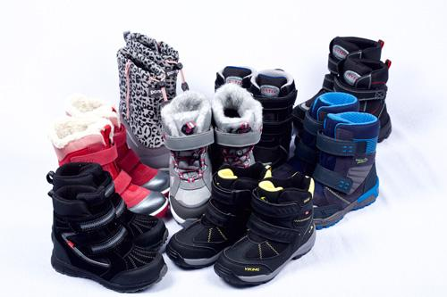 bra vattentäta skor