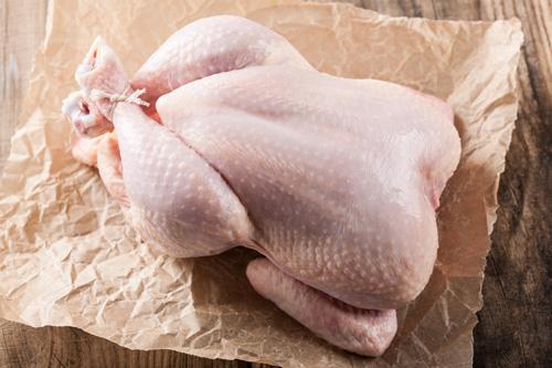 Resistenta bakterier i kycklingkott