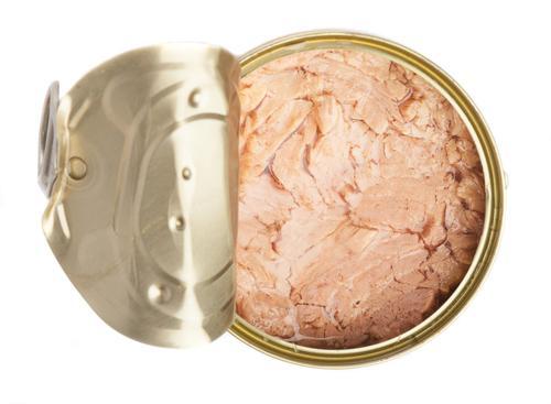 billig tonfisk på burk