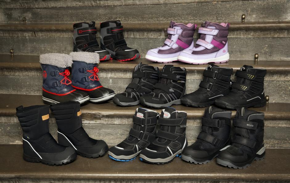 Årets vinterkängor för barn är mer vattentäta än någonsin. Men flera testade skor innehåller miljögifter, visar Testfaktas test.