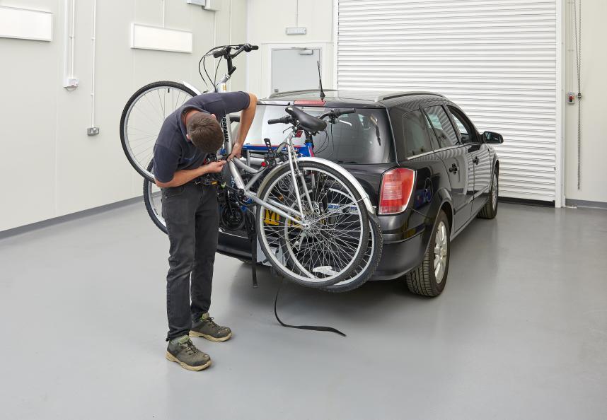 cykelhållare till bil