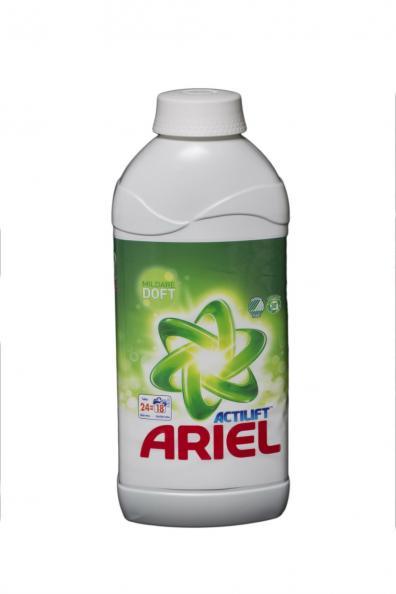 Testfakta Tvättmedel Ariel