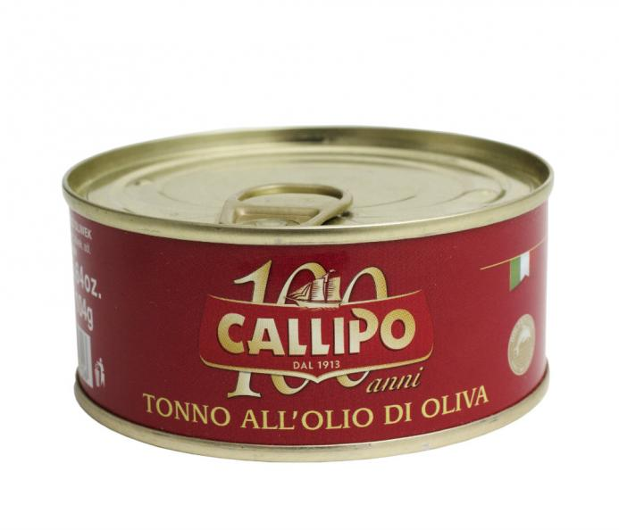 Testfakta Tonfisk Callipo