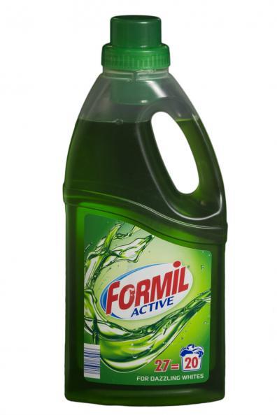 Testfakta Tvättmedel Formil
