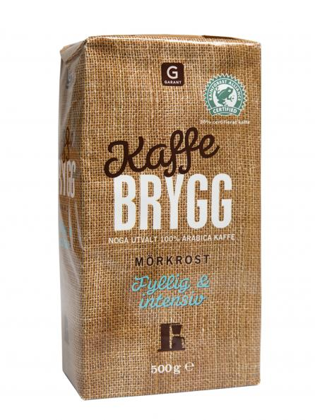 Testfakta test kaffe - Garant.