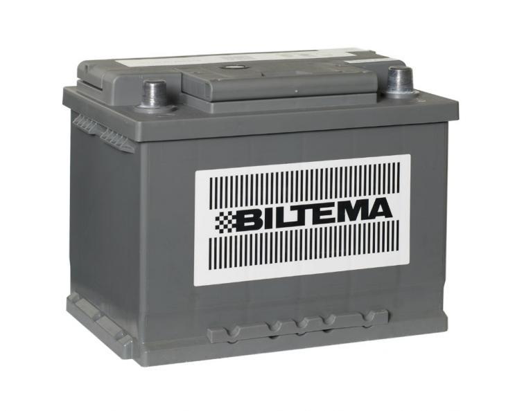 Testfakta Bilbatterier Biltema