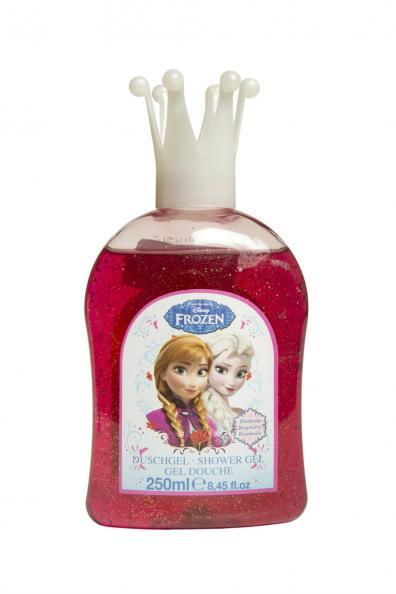Testfakta bad och dusch Frozen.