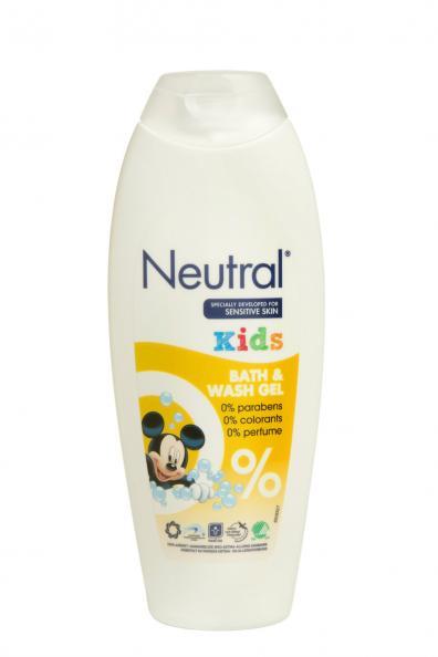 Testfakta bad och dusch Neutral kids.