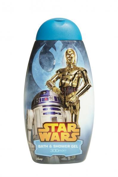 Testfakta bad och dusch Star Wars.