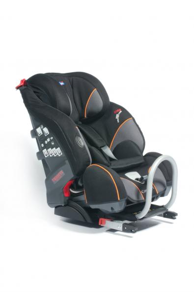 Testfakta testar bilbarnstolar - Klippan Triofix Comfort.