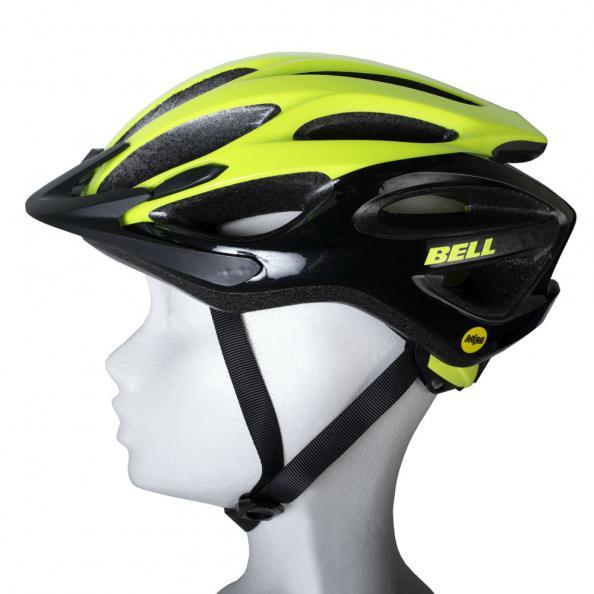 Testfakta test cykelhjälmar - Bell.