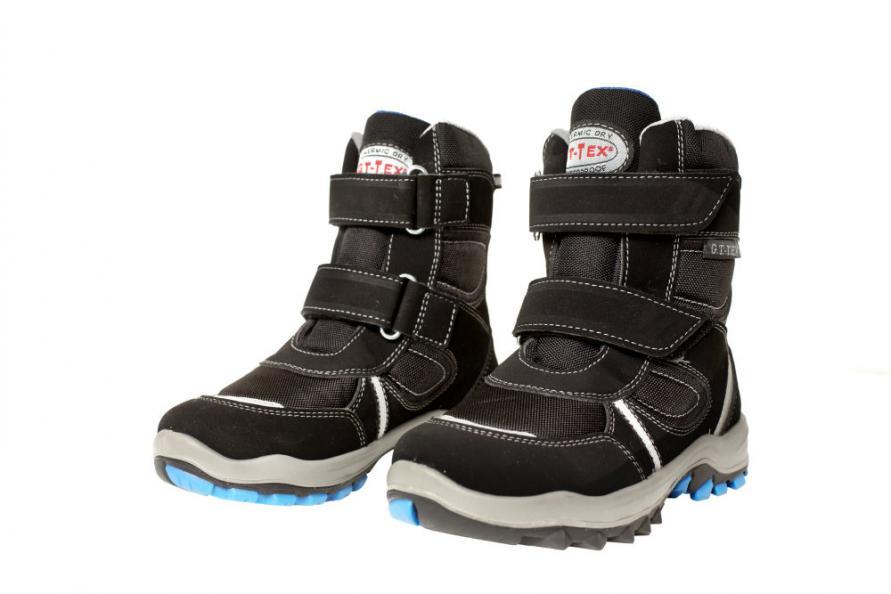 Testfakta test vinterskor för barn - Din sko.