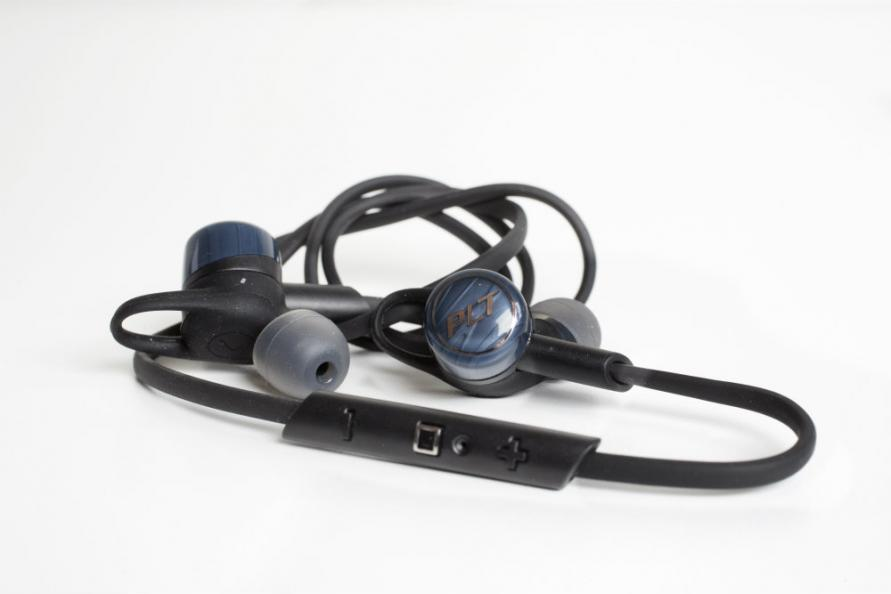 Testfakta test trådlösa in-ear-hörlurar - Plantronics.