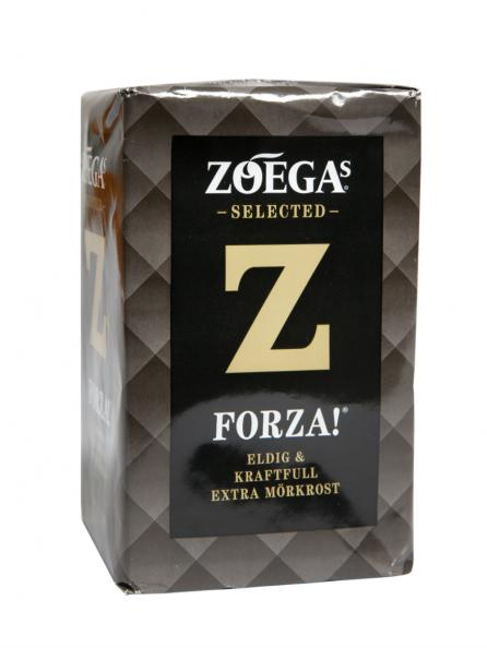 Testfakta test kaffe - Zoega Forza.