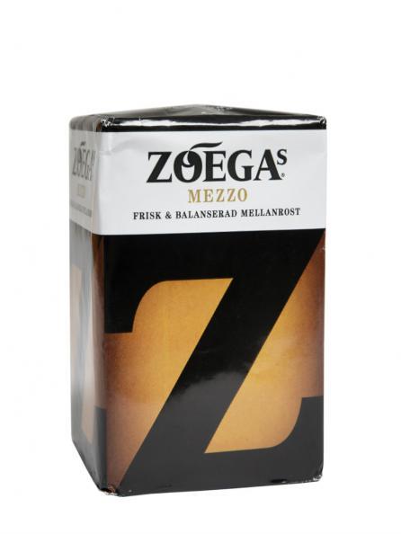 Testfakta test kaffe - Zoega Mezzo.