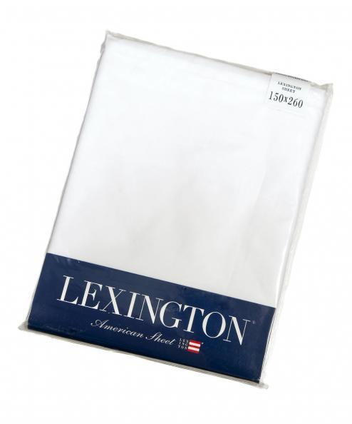 Testfakta test bomullslakan Lexington.