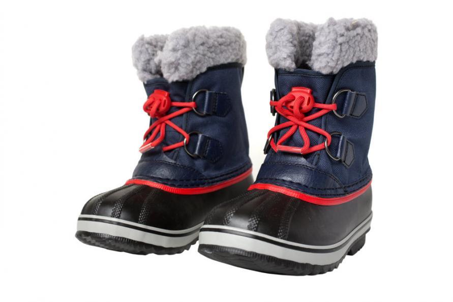 Testfakta test vinterskor för barn - Sorel.