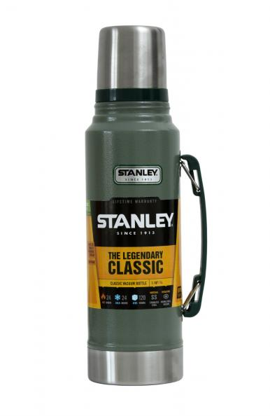 Testfakta testar ståltermosar Stanley.