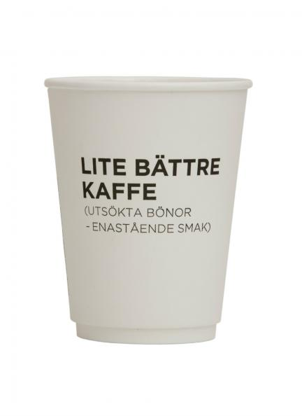Testfakta testar take-away-kaffe OKQ8.