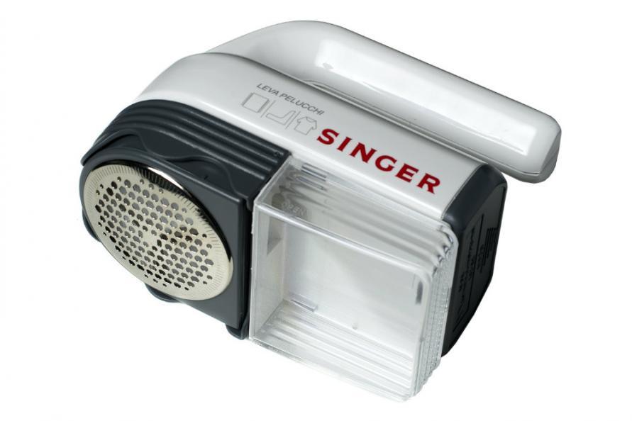 Testfakta noppborttagare Singer