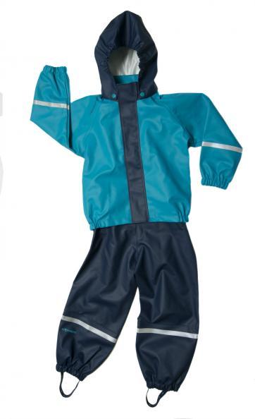 Testfakta regnställ för barn Stromberg