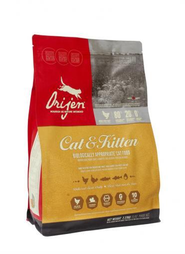 kattmat torrfoder bäst i test